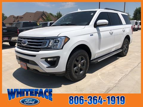 2018 Ford Expedition for sale in Hereford, TX