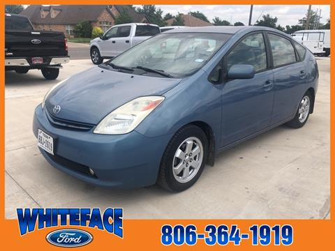 2005 Toyota Prius for sale in Hereford, TX