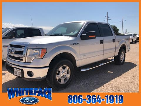 2014 Ford F-150 for sale in Hereford, TX