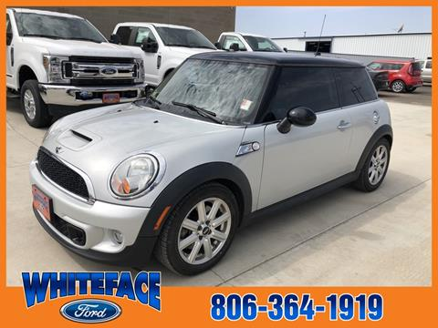 2011 MINI Cooper for sale in Hereford, TX