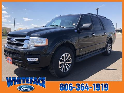2017 Ford Expedition EL for sale in Hereford, TX