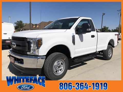 2019 Ford F-250 Super Duty for sale in Hereford, TX