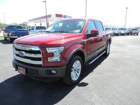2016 Ford F-150 for sale in Hereford, TX