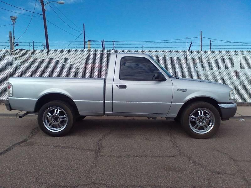 2001 Ford Ranger 2dr Regular Cab XLT 2WD Flareside SB - Phoenix AZ