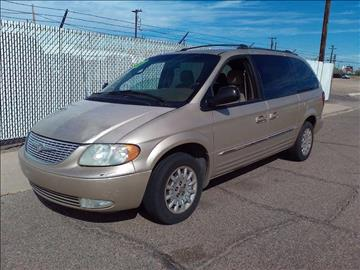 2001 Chrysler Town and Country for sale in Phoenix, AZ