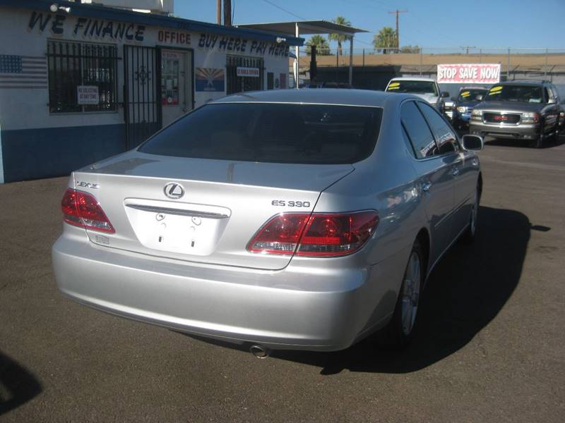 2005 Lexus Es 330 4dr Sedan In Mesa Az Town And Country