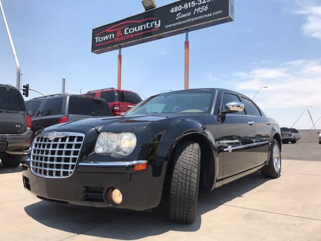 2008 Chrysler 300 C HEMI 4dr Sedan - Mesa AZ