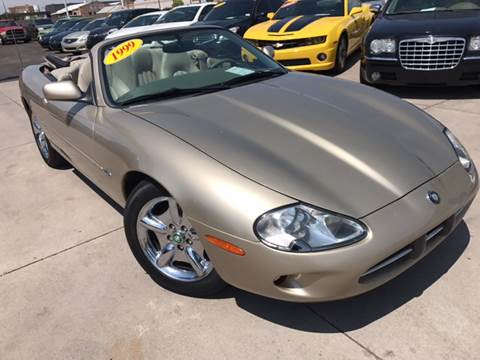 1998 Jaguar Xk Series For Sale
