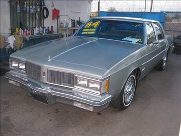 1984 Oldsmobile Delta Eighty-Eight Royale