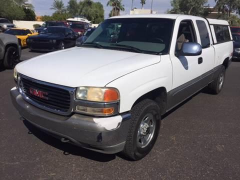2000 GMC Sierra 1500 for sale in Mesa, AZ