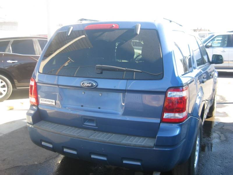 2010 Ford Escape Awd Xlt 4dr Suv In Mesa Az Town And