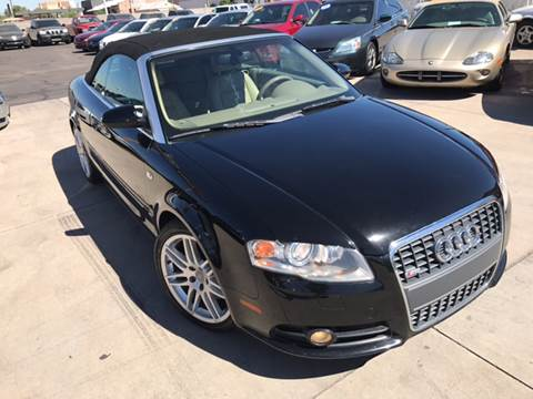 2009 Audi A4 for sale at Town and Country Motors in Mesa AZ