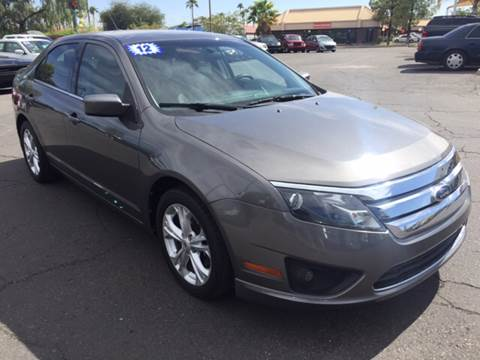 2012 Ford Fusion for sale in Mesa, AZ