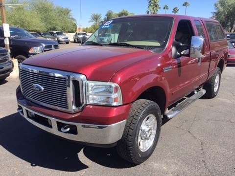 2006 Ford F-250 Super Duty for sale in Mesa, AZ