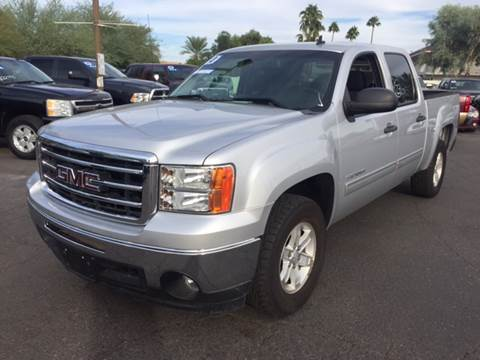 2013 GMC Sierra 1500 for sale in Mesa, AZ