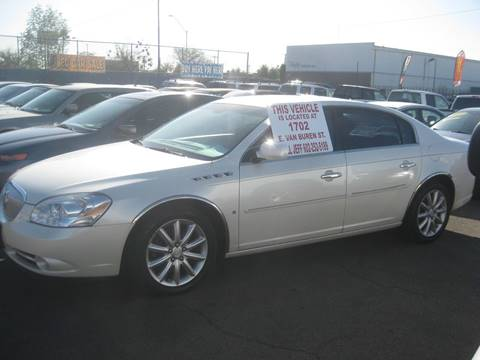2008 Buick Lucerne for sale in Mesa, AZ