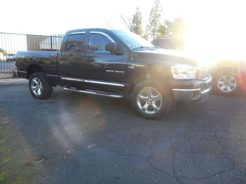 2007 Dodge Ram Pickup 1500 for sale at Town and Country Motors in Mesa AZ