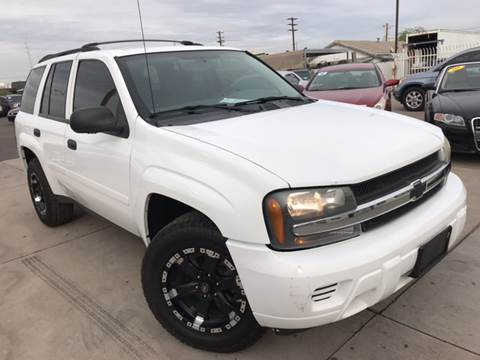 Used Chevrolet Trailblazer For Sale In Arizona