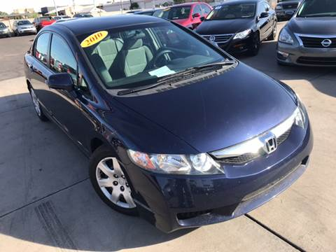 Used 2010 Honda Civic For Sale In Arizona