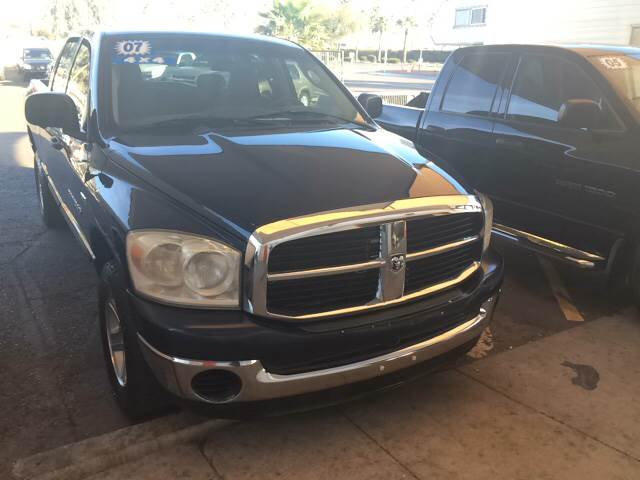 2007 Dodge Ram Pickup 1500 Slt 4dr Quad Cab 4wd Lb In Mesa