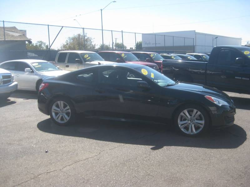 2010 Hyundai Genesis Coupe for sale at Town and Country Motors - 1702 East Van Buren Street in Phoenix AZ