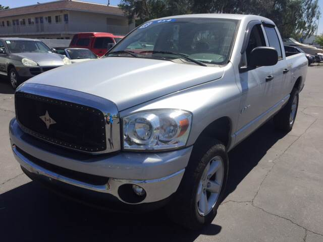 2008 Dodge Ram Pickup 1500 for sale at Town and Country Motors in Mesa AZ