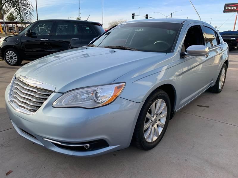 2013 Chrysler 200 Limited 4dr Sedan In Mesa AZ - Town and ...
