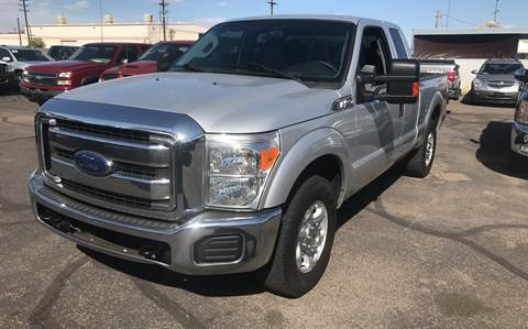 2013 Ford F-250 Super Duty for sale in Mesa, AZ