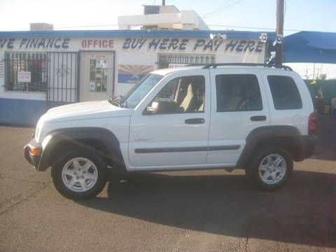 2004 Jeep Liberty for sale in Phoenix, AZ