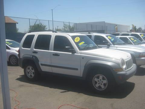 2005 Jeep Liberty for sale in Phoenix, AZ