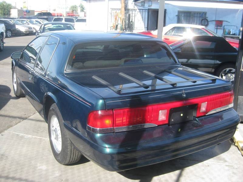1995 Mercury Cougar Xr7 2dr Coupe In Mesa Az Town And