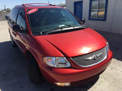 2004 Chrysler Town and Country for sale in Mesa, AZ