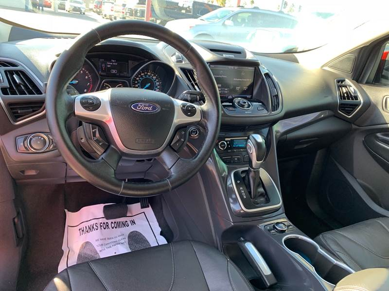 2013 Ford Escape Titanium 4dr SUV - Mesa AZ