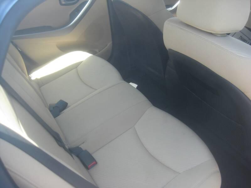 2012 Hyundai Elantra GLS 4dr Sedan 6A - Phoenix AZ