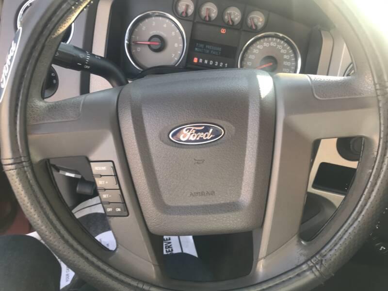 2009 Ford F-150 4x4 XLT 4dr SuperCrew Styleside 5.5 ft. SB - Mesa AZ