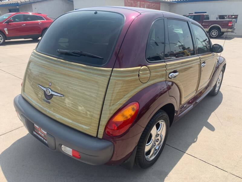 2002 Chrysler PT Cruiser Limited Edition 4dr Wagon - Mesa AZ
