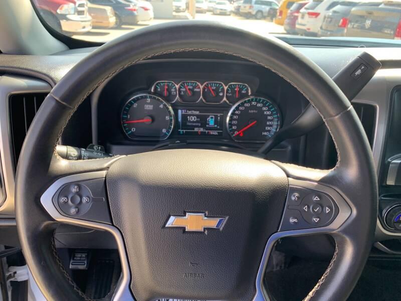 2017 Chevrolet Silverado 1500 4x4 LT 4dr Double Cab 6.5 ft. SB - Mesa AZ