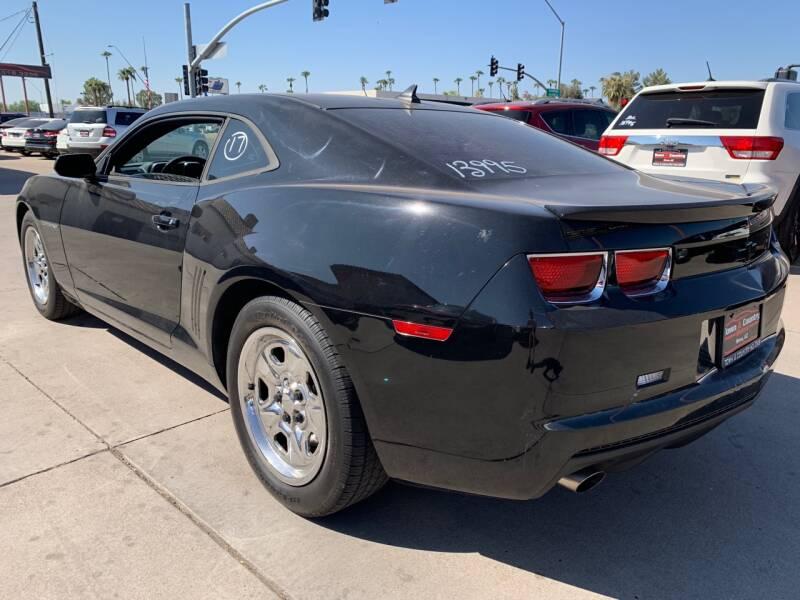 2012 Chevrolet Camaro LS 2dr Coupe w/2LS - Mesa AZ