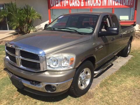 2007 Dodge Ram Pickup 2500 for sale in Mesa, AZ