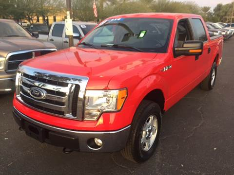 2012 Ford F-150 for sale in Mesa, AZ