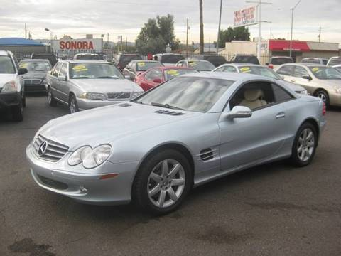 2003 Mercedes-Benz SL-Class for sale in Phoenix, AZ