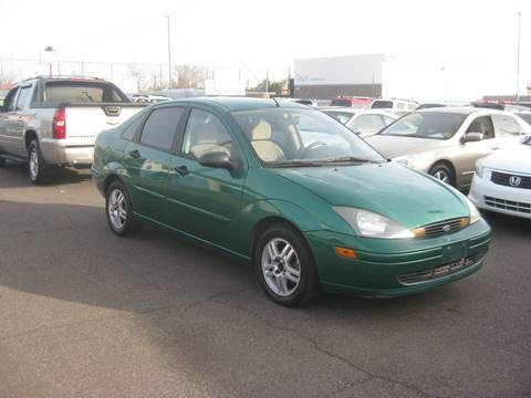 2002 Ford Focus for sale in Phoenix, AZ