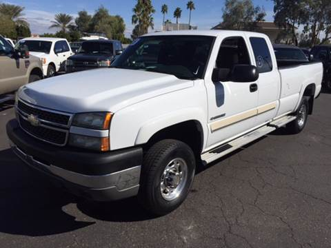 2005 Chevrolet Silverado 2500HD for sale in Mesa, AZ