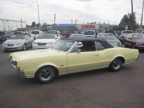 1967 Oldsmobile 442 for sale in Phoenix, AZ