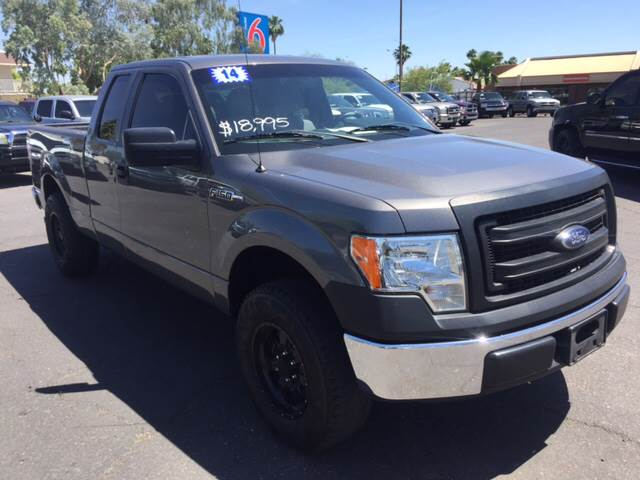 2014 Ford F-150 4x2 XL 4dr SuperCab Styleside 6.5 ft. SB - Mesa AZ