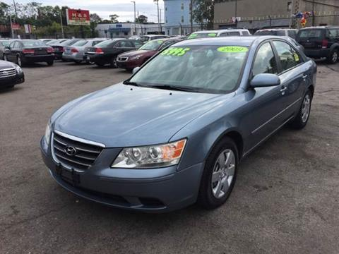 2009 Hyundai Sonata for sale in Dorchester, MA