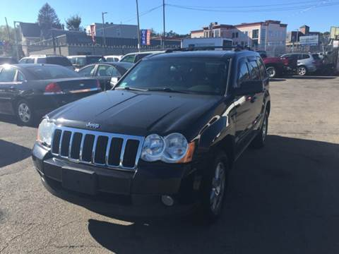 2008 Jeep Grand Cherokee for sale in Dorchester, MA