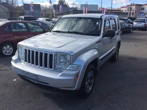 2008 Jeep Liberty for sale in Dorchester, MA