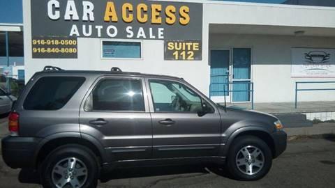 2005 Ford Escape for sale in Sacramento, CA