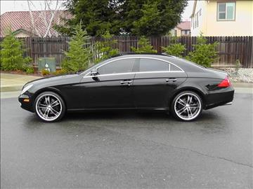 2007 Mercedes-Benz CLS for sale in Sacramento CA